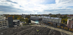 3D panoramic view of Gomel - Click to load  the 3D panorama